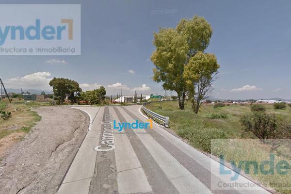 Foto de terreno habitacional en venta en  , los girasoles, pedro escobedo, querétaro, 8882798 No. 12