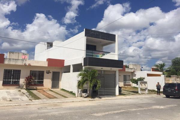 Foto de casa en venta en los héroes , los héroes, benito juárez, quintana roo, 8308390 No. 01