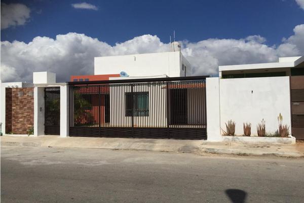 Foto de casa en venta en  , los héroes, mérida, yucatán, 8861776 No. 01