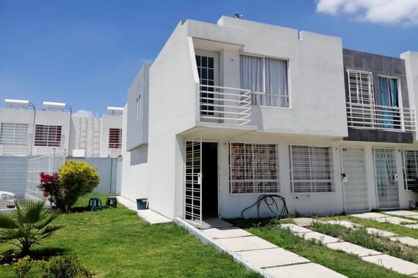 Foto de casa en venta en  , los héroes tecámac iii, tecámac, méxico, 17846116 No. 01