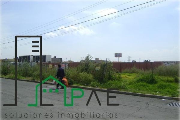 Foto de terreno habitacional en venta en  , los héroes tecámac, tecámac, méxico, 6165389 No. 01