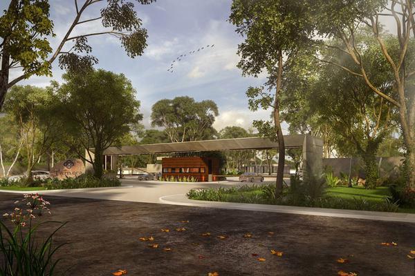 Foto de terreno habitacional en venta en  , los laureles, conkal, yucatán, 10997664 No. 02