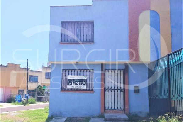 Foto de casa en venta en  , los laureles erendira, tarímbaro, michoacán de ocampo, 7496815 No. 01