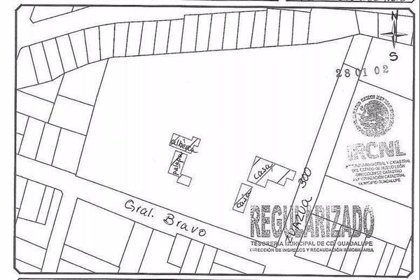 Foto de terreno habitacional en venta en  , los lermas, guadalupe, nuevo león, 17817106 No. 02