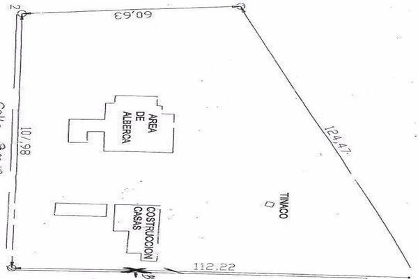 Foto de terreno habitacional en venta en  , los lermas, guadalupe, nuevo león, 17817106 No. 03