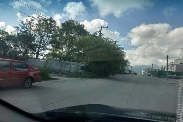 Foto de terreno habitacional en venta en  , los lermas, guadalupe, nuevo león, 0 No. 03