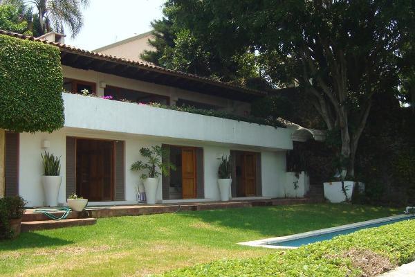Foto de casa en venta en  , los limoneros, cuernavaca, morelos, 5293862 No. 01