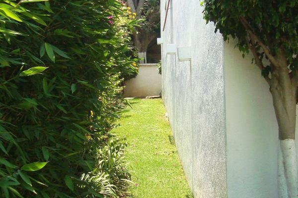 Foto de casa en venta en  , los limoneros, cuernavaca, morelos, 5293862 No. 30