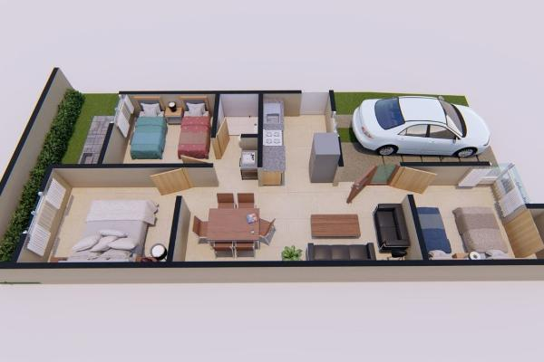 Foto de casa en venta en  , los llanos, arteaga, coahuila de zaragoza, 13806432 No. 09