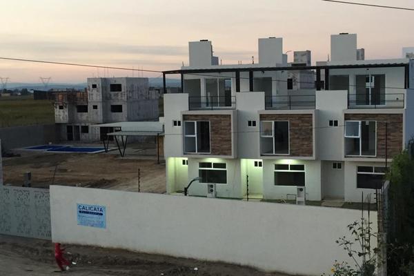Foto de casa en venta en los ?ngeles 20, san francisco ocotlán, coronango, puebla, 17555382 No. 01