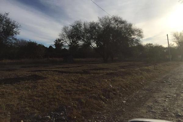 Foto de terreno habitacional en venta en  , los nogales, montemorelos, nuevo león, 10137354 No. 04