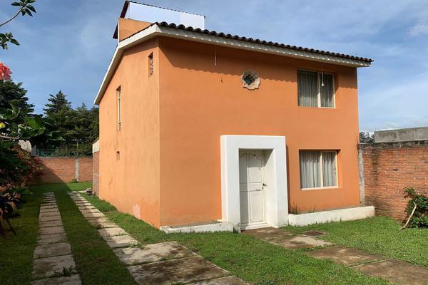 Foto de casa en venta en  , los nogales, pátzcuaro, michoacán de ocampo, 21185762 No. 01