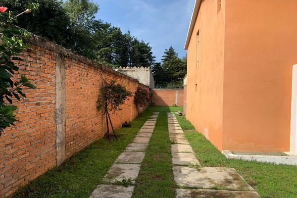 Foto de casa en venta en  , los nogales, pátzcuaro, michoacán de ocampo, 21185762 No. 20