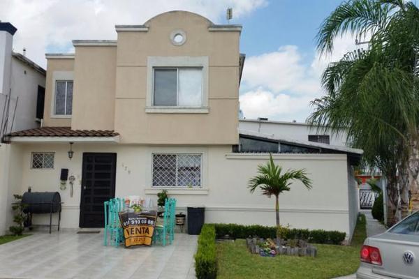 Foto de casa en venta en  , los olivos residencial, apodaca, nuevo león, 7906938 No. 01