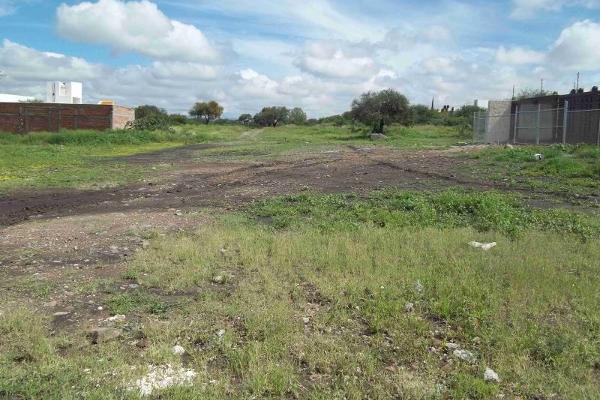 Foto de terreno comercial en venta en  , los olvera, corregidora, querétaro, 2670318 No. 02