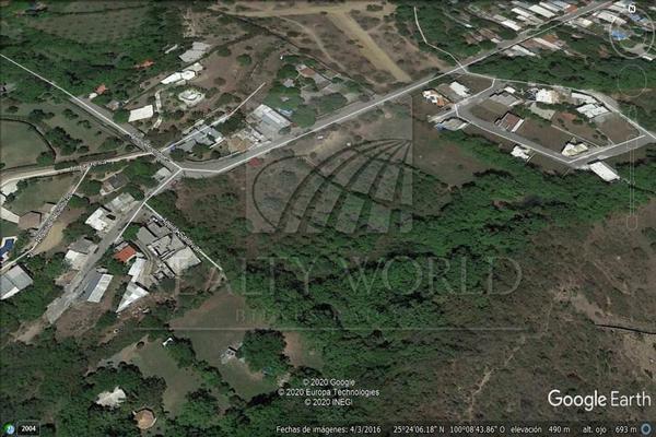 Foto de terreno habitacional en venta en  , los pescadores, santiago, nuevo león, 19404554 No. 02