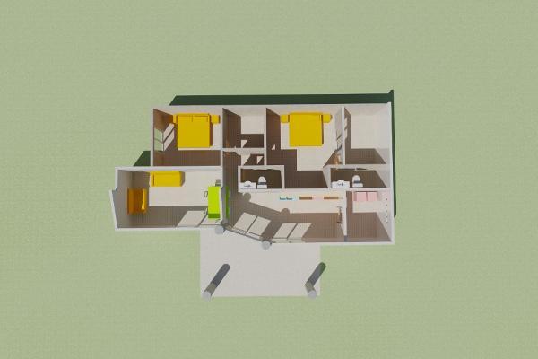 Foto de casa en venta en  , los pinos jiutepec, jiutepec, morelos, 2637778 No. 02