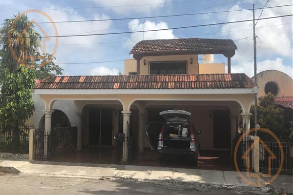 Foto de casa en venta en  , los pinos, mérida, yucatán, 8098975 No. 01