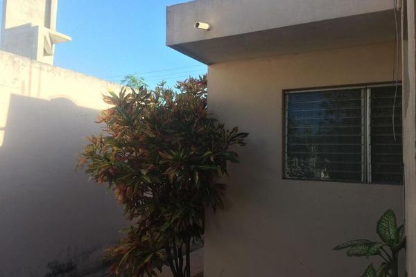 Foto de casa en venta en  , los pinos, mérida, yucatán, 8100723 No. 25