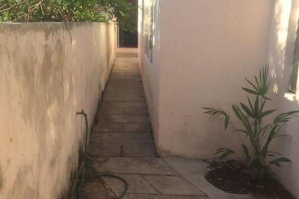 Foto de casa en venta en  , los pinos, mérida, yucatán, 8100723 No. 26