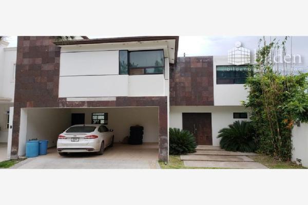 Foto de casa en venta en  , los pinos residencial, durango, durango, 5931831 No. 01