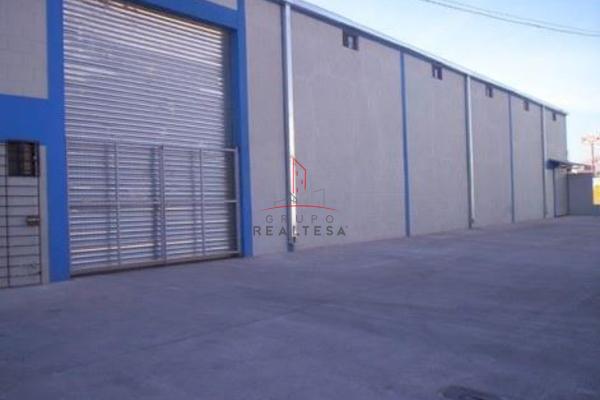 Foto de nave industrial en venta en  , los portales, chihuahua, chihuahua, 5649122 No. 02