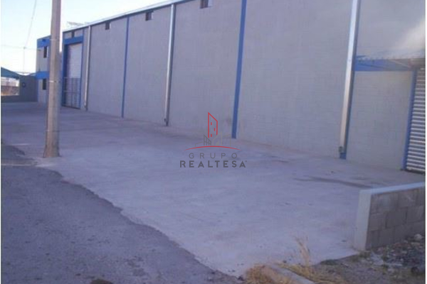 Foto de nave industrial en venta en  , los portales, chihuahua, chihuahua, 5649122 No. 03