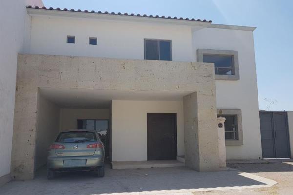 Foto de casa en venta en  , los portones, torreón, coahuila de zaragoza, 5414379 No. 01