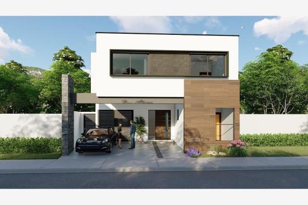 Foto de casa en venta en  , los reales, saltillo, coahuila de zaragoza, 5886359 No. 01