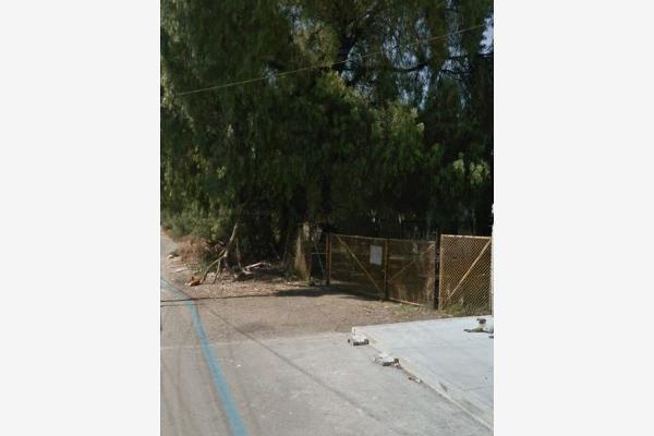 Foto de terreno habitacional en venta en los reyes 00, la paz, texcoco, méxico, 6206288 No. 01
