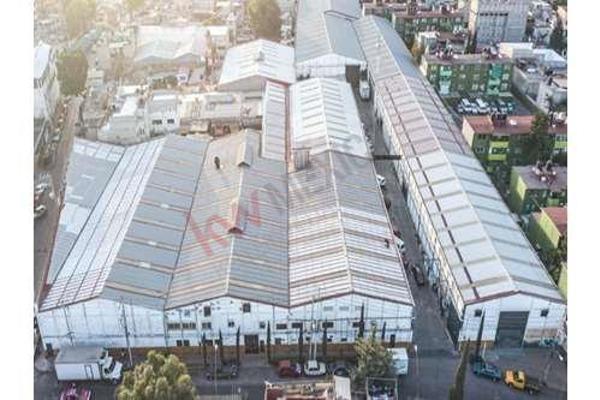 Foto de nave industrial en renta en  , los reyes, iztacalco, df / cdmx, 12268406 No. 01