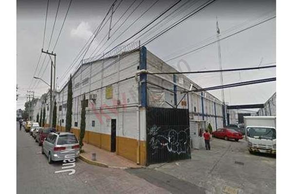 Foto de nave industrial en renta en  , los reyes, iztacalco, df / cdmx, 12268406 No. 02
