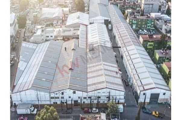 Foto de nave industrial en renta en  , los reyes, iztacalco, df / cdmx, 12268406 No. 09