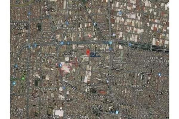 Foto de nave industrial en renta en  , los reyes, iztacalco, df / cdmx, 12268406 No. 12