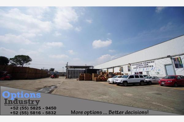 Foto de nave industrial en renta en los reyes la paz 10854, los reyes acaquilpan centro, la paz, méxico, 3686147 No. 01