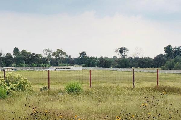 Foto de terreno comercial en venta en  , los reyes nopala, tepetlaoxtoc, méxico, 5916620 No. 01