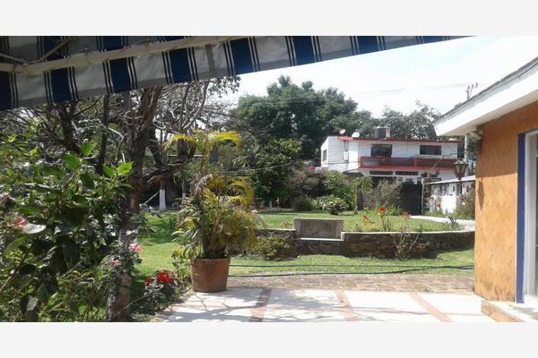 Foto de casa en venta en los reyes , real de tetela, cuernavaca, morelos, 7151343 No. 01