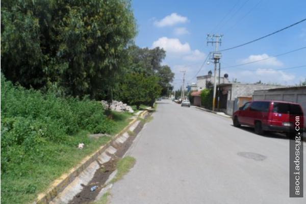 Foto de terreno habitacional en venta en  , los reyes san salvador, texcoco, méxico, 0 No. 02