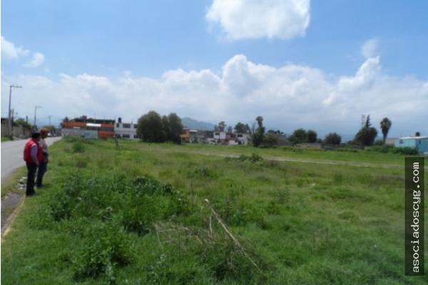 Foto de terreno habitacional en venta en  , los reyes san salvador, texcoco, méxico, 0 No. 03