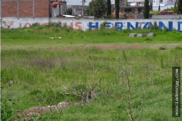 Foto de terreno habitacional en venta en  , los reyes san salvador, texcoco, méxico, 0 No. 04
