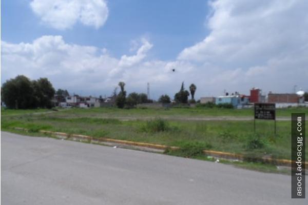 Foto de terreno habitacional en venta en  , los reyes san salvador, texcoco, méxico, 0 No. 05