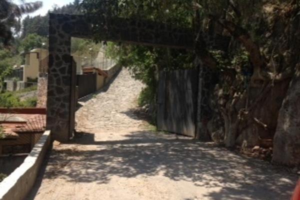Foto de terreno habitacional en venta en los riscos , valle de bravo, valle de bravo, méxico, 4635251 No. 03