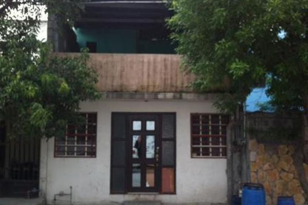 Foto de casa en venta en  , los robles, apodaca, nuevo león, 7906953 No. 01