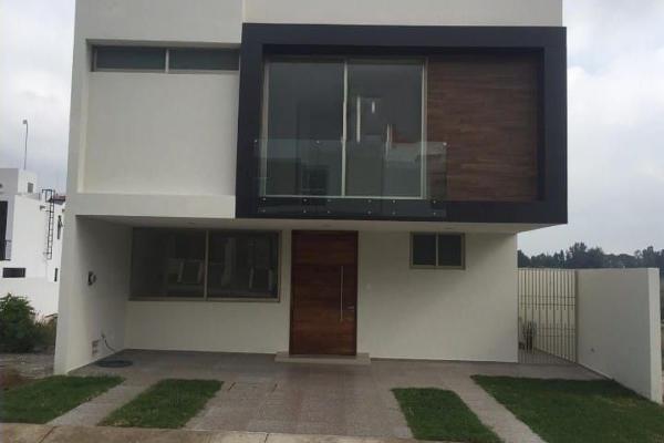 Foto de casa en venta en  , los robles, zapopan, jalisco, 8899037 No. 01