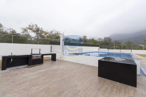 Foto de casa en venta en  , los rodriguez, santiago, nuevo león, 14037840 No. 23