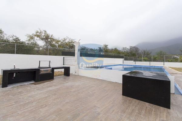 Foto de casa en venta en  , los rodriguez, santiago, nuevo león, 14037844 No. 04