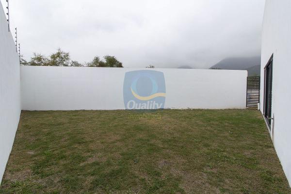 Foto de casa en venta en  , los rodriguez, santiago, nuevo león, 14037844 No. 13