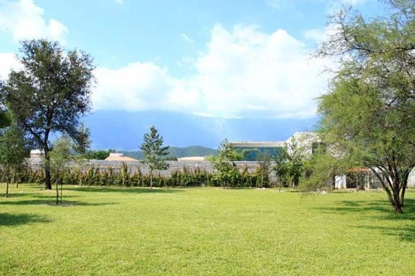 Foto de rancho en venta en  , los rodriguez, santiago, nuevo león, 2637135 No. 01