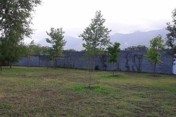 Foto de rancho en venta en  , los rodriguez, santiago, nuevo león, 2637135 No. 03