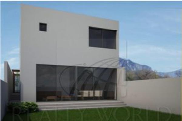 Foto de casa en venta en  , los rodriguez, santiago, nuevo león, 5377200 No. 01